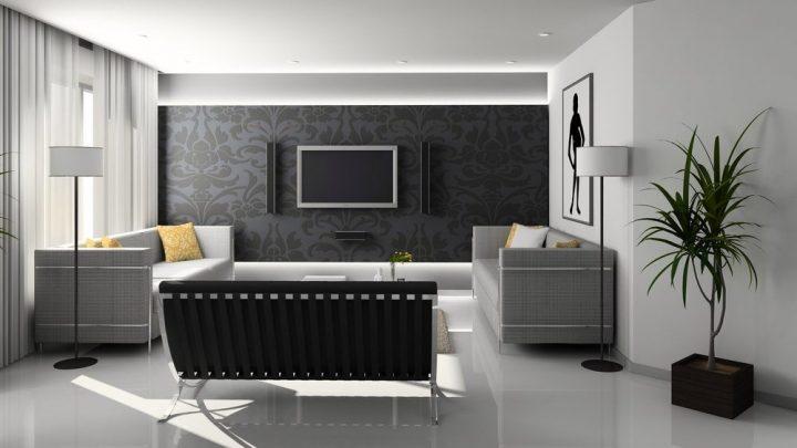 Dem Wohnzimmer einen neuen Schliff verleihen